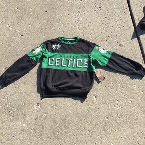 NWT Vintage Boston Celtics Sweatshirt